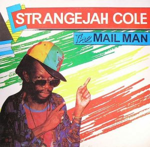 Strangejah Cole - The Mail Man (2007) LP