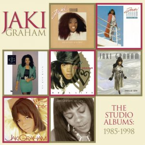 Jaki Graham - The Studio Albums 1985-1998 [7CD Box Set] (2015)