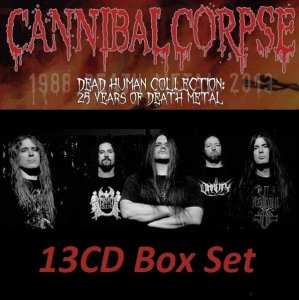 Cannibal Corpse - Dead Human Collection: 25 Years Of Death Metal (2013)