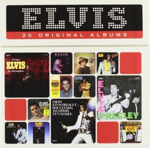 Elvis Presley - Elvis: 20 Original Albums [20 CD Box Set] (2012)