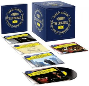 VA - Deutsche Grammophon: The Originals - Legendary Recordings Volume 1-10 [316CD] (2017)