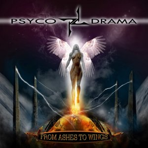 Рsусо Drаmа - Frоm Аshеs То Wings (2015)