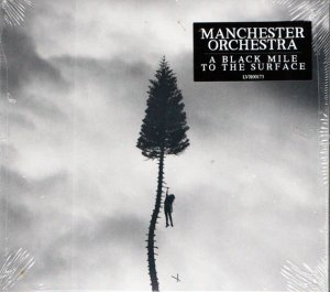 Manchester Orchestra - A Black Mile to the Surface (2017)