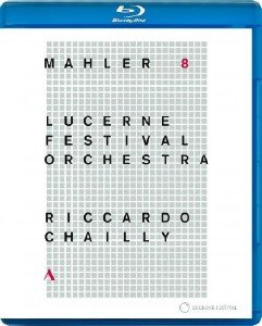 Gustav Mahler - Symphony No. 8 'Symphony of a Thousand' (2017) [Blu-ray]