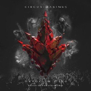 Circus Maximus - Havoc In Oslo (2017)  [Blu-ray]