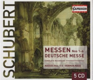 VA - Franz Schubert: Messen № 1-6, Deutsche Messe (2005)