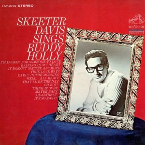 Skeeter Davis - Sings Buddy Holly (1967) [2017] [HDTracks]