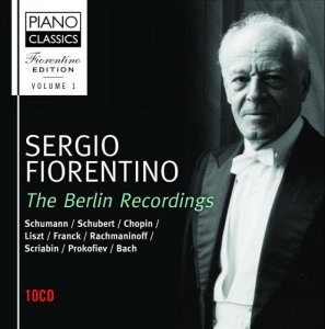 Sergio Fiorentino - The Berlin Recordings [10CD Box Set] (2011)