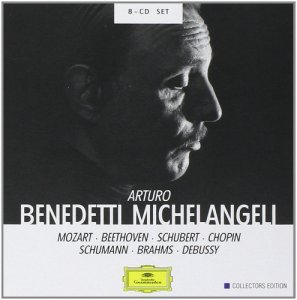 Arturo Benedetti Michelangeli - The Art of Arturo Benedetti Michelangeli [8CD Collectors Edition Box Set] (2003)