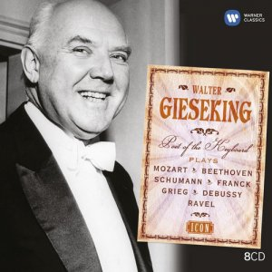 Walter Gieseking - Icon: Walter Gieseking, Poet of the Keyboard [8CD Remastered Box Set] (2009)