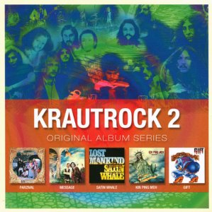 VA - Original Album Series: Krautrock 2 [5xCD box set Remastered] (2016)