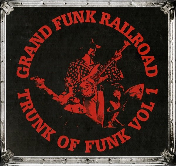 grand funk railway discography