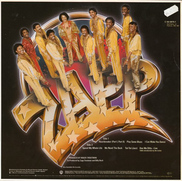 Zapp Zapp Iii Lp 1983 187 Lossless Music Download