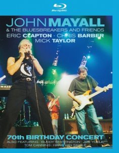 John Mayall & The Bluesbreakers and Friends - 70th Birthday Concert (2003) [BDRip 1080p]