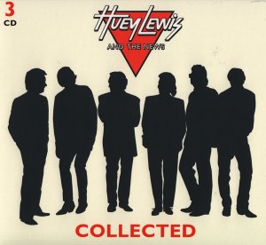 Huey Lewis & The News - Collected (3CD) (2017)
