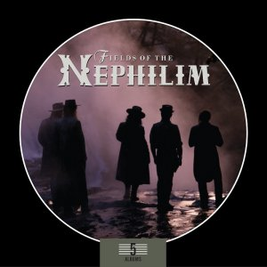 Fields of the Nephilim - 5 Albums [Box set] (2013)