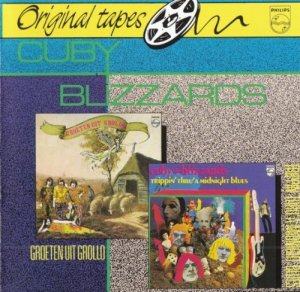 Cuby + Blizzards– Groeten Uit Grollo / Trippin' Thru' A Midnight (1967/1968)