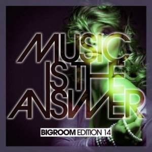 VA - Music Is The Answer: Bigroom Edition 14 (2017)