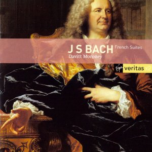 Davitt Moroney - Bach: French Suites (1999)