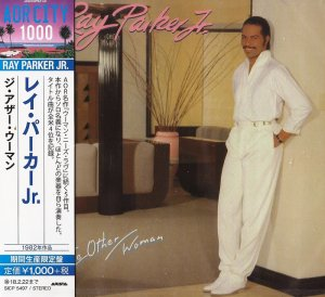 Ray Parker Jr. - The Other Woman 1982 [Japan] (2017)