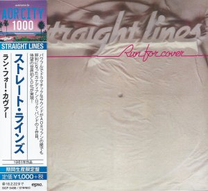 Straight Lines - Run For Cover 1981 [Japanese Edition] (2017)
