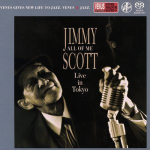 Jimmy Scott - All Of Me: Live in Tokyo 2009 [Japan SACD 2016] PS3 ISO + HDTracks