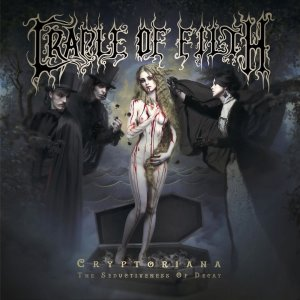 Cradle Of Filth - Cryptoriana-The Seductiveness Of Decay (Limited Edition) (2017)