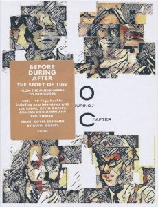 10cc - Before During After: The Story of 10cc [4CD Box Set] (2017)