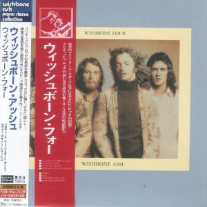 Wishbone Ash - Wishbone Four [Japanese Edition] (2001)
