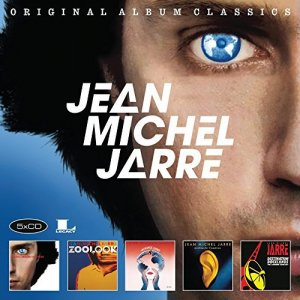 Jean-Michel Jarre - Original Album Classics [5CD Box Set] (2017)