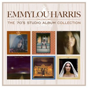 Emmylou Harris - The 70's Studio Album Collection (2014) [HDTracks]