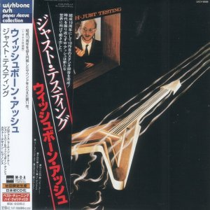 Wishbone Ash - Just Testing [Japanese Edition] (2001)