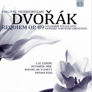 Antonin Dvorak - Requiem Op. 89  (2017) [Blu-ray]