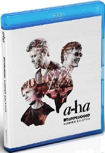 a-ha - MTV Unplugged - Summer Solstice (2017) [Blu-ray]