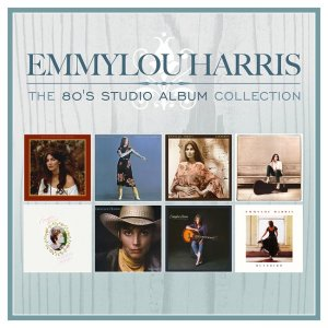 Emmylou Harris - The 80's Studio Album Collection (2014) [HDTracks]