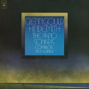 Glenn Gould - Hindemith: Complete Piano Sonatas (1973) [2015] [HDTracks]