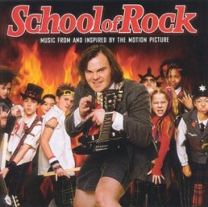 VA - School Of Rock / Школа рока OST (2003)