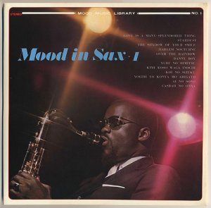 Mood Music Library N1 - Mood in Sax 1 (1968)