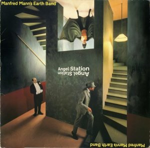 Manfred Mann's Earth Band - Angel Station (1979) [Vinyl]