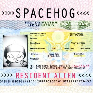 Spacehog - Resident Alien (1995)