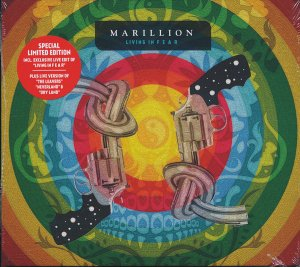 Marillion - Living in F E A R (EP) (Limited Edition) (2017)
