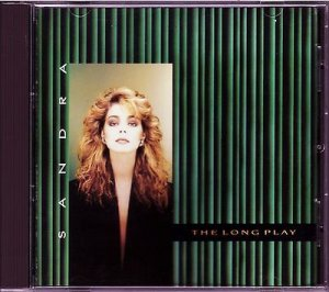 Sandra - The Long Play (1985) Japan (1988)