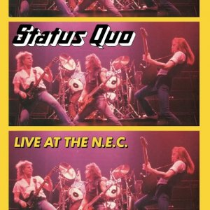 Status Quo - Live At The N.E.C. [2CD] (1984) [2017]