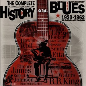 VA - The Complete History Of The Blues 1920-1962 (2015)