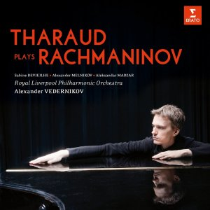 Alexandre Tharaud - Tharaud plays Rachmaninov (2016) [HDTracks]