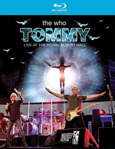 The Who - Tommy -  Live at the Royal Albert Hall (2017) [Blu-ray]