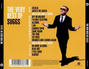 Suggs - The Very Best of Suggs (2017)