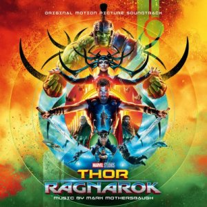 Mark Mothersbaugh - Thor: Ragnarok (Original Motion Picture Soundtrack) (2017)