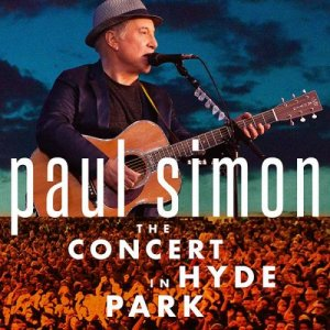 Paul Simon - The Concert in Hyde Park (2017) [Blu-ray]