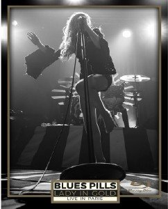 Blues Pills - Lady in Gold -  Live in Paris (2017) [Blu-ray]